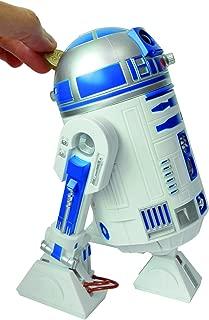 Zeon Star Wars R2-D2 Talking Money Bank