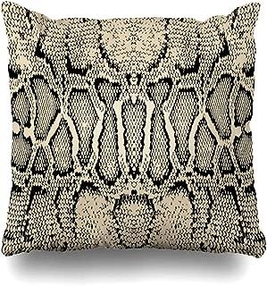 Best snakeskin throw pillows Reviews