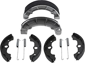 Race Driven OEM Replacement Standard Front and Rear Brake Shoes for Honda Foreman Rubicon 500 TRX500FA 4x4