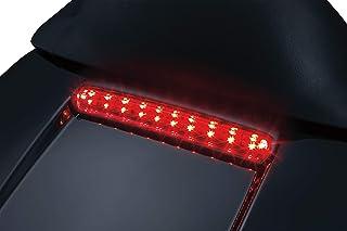 Kuryakyn 6707 Motorcycle Lighting Accessory: Tour-Pak Lid Light, Rear LED Running/Turn Signal/Blinker/Brake Lights for 2014-19 Harley-Davidson Motorcycles, Satin Black