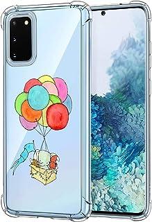 Oihxse Crystal beschermhoes voor Samsung Galaxy J6Plus/J6Prime transparant silicone TPU beschermhoes Air Cushion hoek met ...