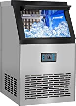 Linsion Commercial Ice Machine,88LBS/24H
