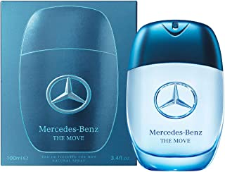 Mercedes Benz The Move by Mercedes Benz Eau De Toilette Spray 3.4 oz Men