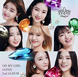 OH MY GIRL JAPAN 2nd ALBUM(初回限定盤A)(DVD付)(特典なし)