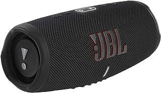 JBL CHARGE5 Bluetoothスピーカー 2ウェイ・スピーカー構成/USB C充電/IP67防塵防水/パッシブラジエーター搭載/ポータブル/2021年モデル ブラック JBLCHARGE5BLK 【国内正規品/メーカー1年保証付き】