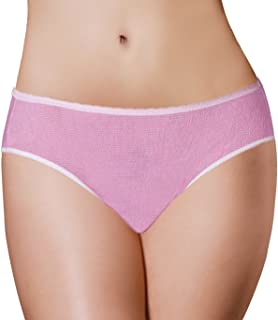 Period Panties 3 Count Disposable Menstrual Underwear with Built-in Pad by UndiePads