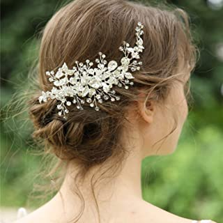 Best bridal hair pieces swarovski Reviews