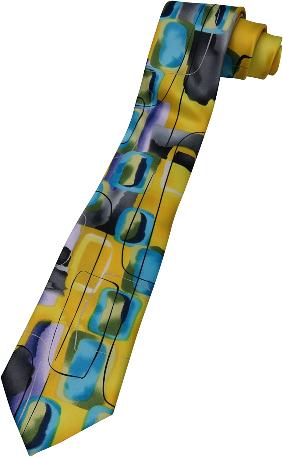 Jerry Garcia Neck Tie Collection 65 Big Radio and Lamp