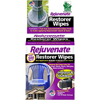 Restore and protect your oxidized faded and sun-damaged possessions Rejuvenate