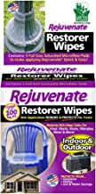 Rejuvenate Pre-Saturated Restorer Wipes Penetrating Formula Restores Shines and Protects Faded, Oxidized, Sun-Damaged Outd...