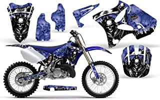 Reaper-AMRRACING MX Graphics decal kit fits Yamaha YZ 125/250 (2002-2013)-Blue