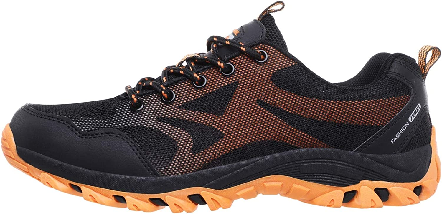 Outdoor Climbing shoes Water-Tracing Water-Wading Anti-Skid Beach shoes Couple Style for Men and Women,orange,42
