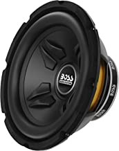 BOSS Audio Systems CXX10 800 Watt, 10 Inch, Single 4 Ohm Voice Coil Car Subwoofer