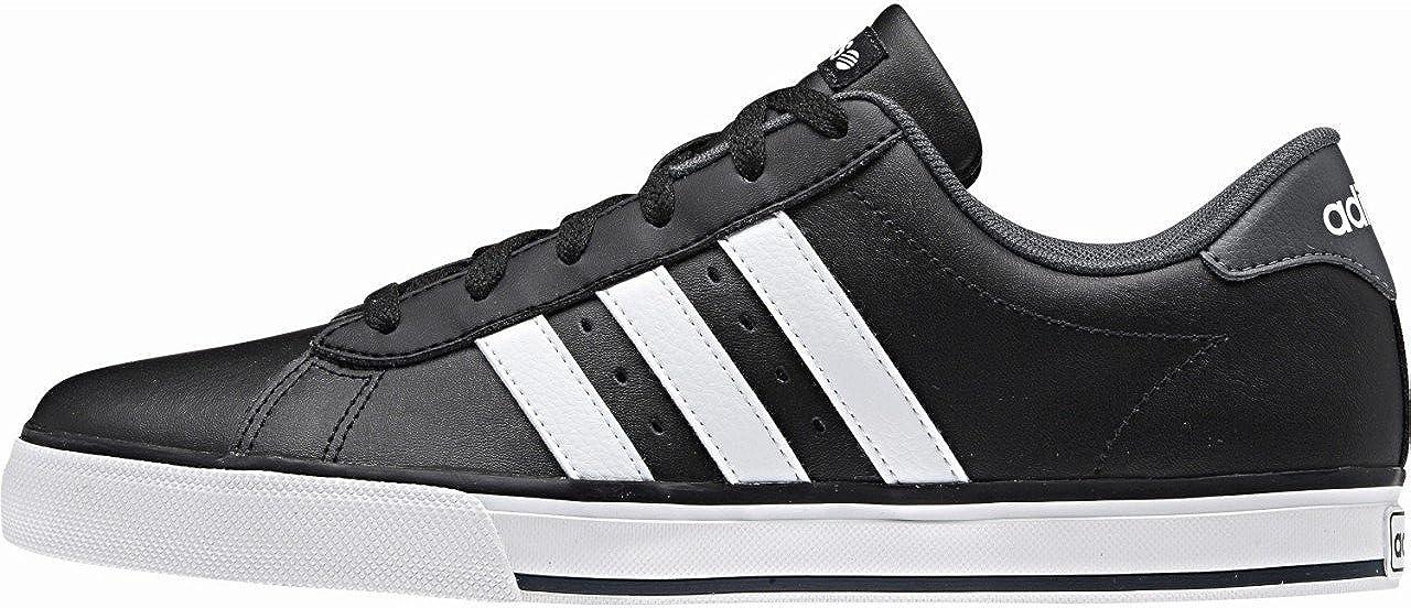 adidas Neo SE Daily Vulc Zapatillas Sneakers Negro para Hombre