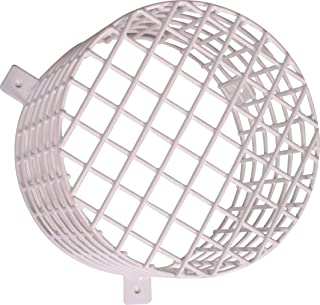 Safety Technology International, Inc. STI-9614 Beacon and Sounder Steel Wire Cage, Approx. 7.9