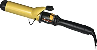 Conair Pro Ceramic Tools Porcelain Series Far-Infrared Spring Curling Iron, 1 1/