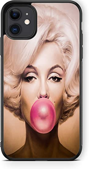Amazon.com: 407Case Compatible with iPhone 11 Marilyn Monroe ...
