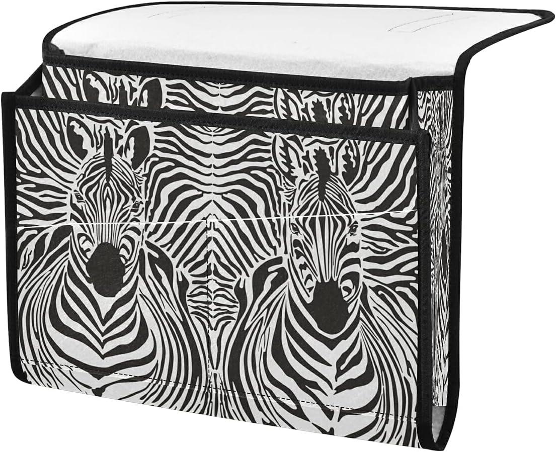 Ranking TOP6 TropicalLife ECHOLI Bedside Storage Organizer Zeb Caddy Abstract Max 57% OFF