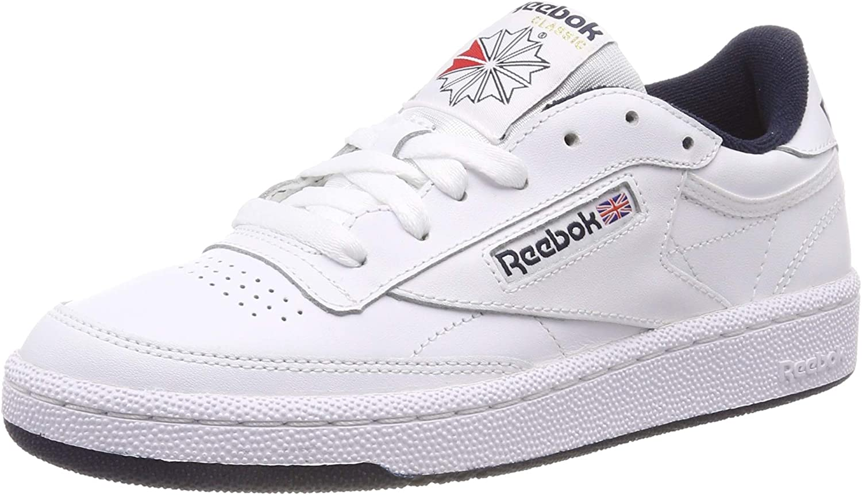 Reebok - Club C 85 - AR0457 - color  White - Size  10.5