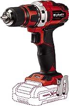 Einhell TE-CD 18/40 Li-Solo drill Sin llave Negro, Rojo 1500 RPM 1,1 kg - Taladro eléctrico (1500 RPM, 40 Nm, Batería, Ión de litio, 18 V, 1,1 kg)