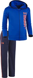 Under Armour Zip Jacket and Pant Set Chaqueta deportiva para Niños