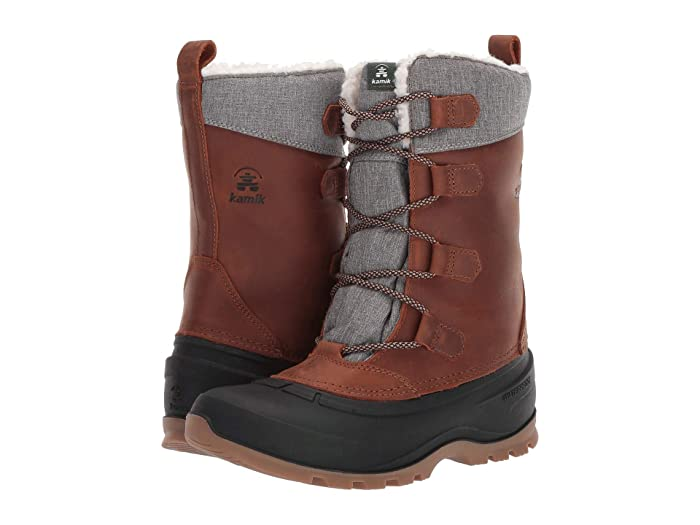 Kamik  SnowGem (Cognac) Womens Boots