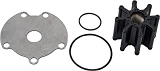 Quicksilver 59362T6 Sea Water Pump Impeller Replacement Kit - MerCruiser Engines with One-Piece Pump Body