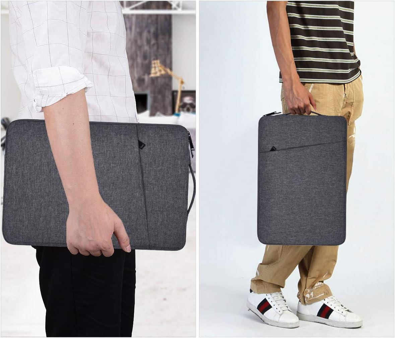Buy 15.6 inch Laptop Case Bag for HP ENVY x360 15.6, Lenovo Yoga 730  15.6/IdeaPad 330 330s, Acer Chromebook 15/Aspire E 15, MSI GV62, DELL,  SAMSUNG, LG, 15.6 Protective Notebook Briefcase Bag Online in USA.  B07V5XYT72