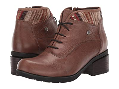 Wolky Stratton (Mid Brown) Women