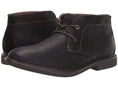 Lucky Brand Boone (Black Full Grain) Men