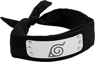 Stirnband Schwarz Naruto Shippuden Anti Konoha ABYstyle