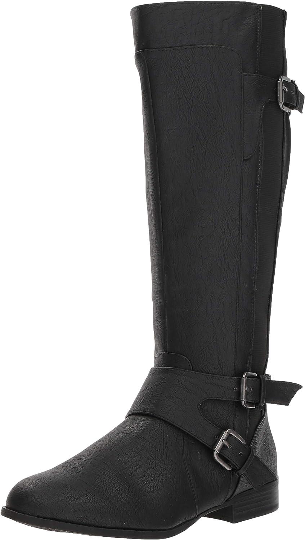 LifeStride Womens Fallon Tall Shaft Boot Knee High Boot