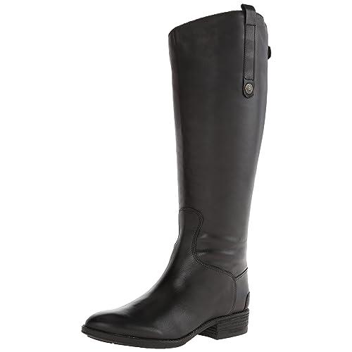 226fa7eb9f7 Sam Edelman Women s Penny 2 Wide-Shaft Riding Boot