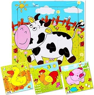 8 piece puzzles