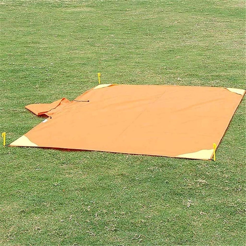 b5be9fa09841 A23 Multifunctional Waterproof Beach mat Camping Picnic mat Raincoat ...
