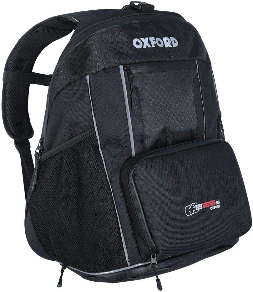 Oxford Products Limited - XB25s Black OL859 Back 6.6GAL Pack Inventory cleanup Popular brand in the world selling sale