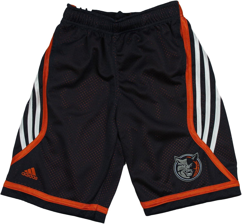 adidas Charlotte Bobcats NBA Big Boys Chosen Few Illuminator Shorts, Navy