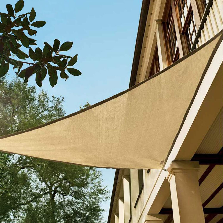 INVECH - Velas Triangulares para Exteriores y Patios, 28 cm: Amazon.es: Jardín