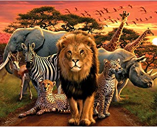 Best african animal embroidery designs Reviews