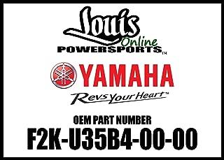 Yamaha 2012 AR210 SX210 Fore 4 Back Rest F2K-U35B4-00-00 New OEM