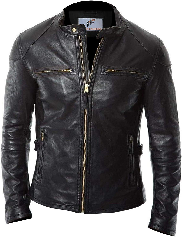 Figura Fashionz Leather Jackets for Men – Men's Leather Jackets