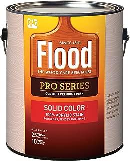 Flood Series FLD823-01 1G Solid Finish Cedar 100