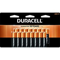 Deals on 16 Pack Duracell Coppertop Alkaline AA Batteries
