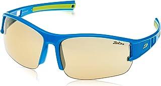 Julbo - Eole Zebra - Gafas de sol fotocromáticas para hombre, color azul y amarillo