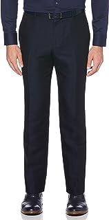Perry Ellis mens Standard Linen Suit Pant Business Suit Pants Set