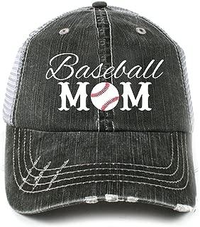 Baseball Mom Women's Katydid Trucker Hat
