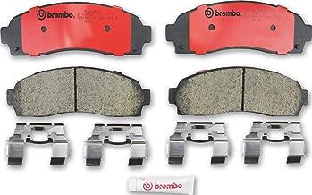 Brembo P24081N Front Disc Brake Pad