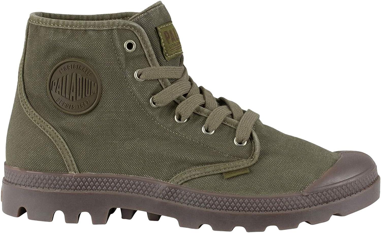 Palladium Men's Pampa High Boots, Grey