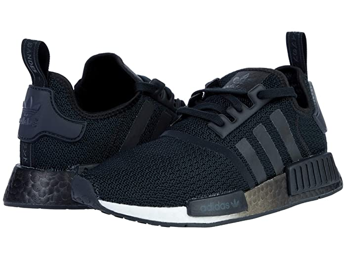 adidas Originals  NMD_R1 (Core Black/Core Black/Footwear White) Womens Running Shoes