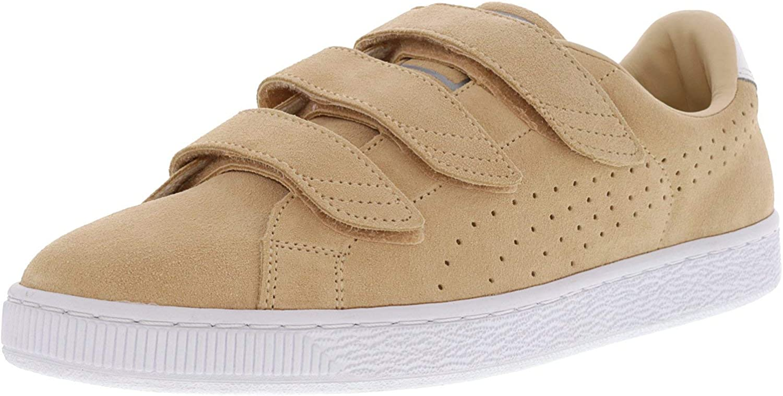 Puma Mens Basket Classic Strap shoes